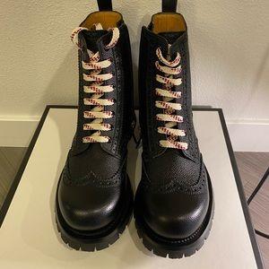 Gucci unisex boots (men 7.5 & women 10.5)